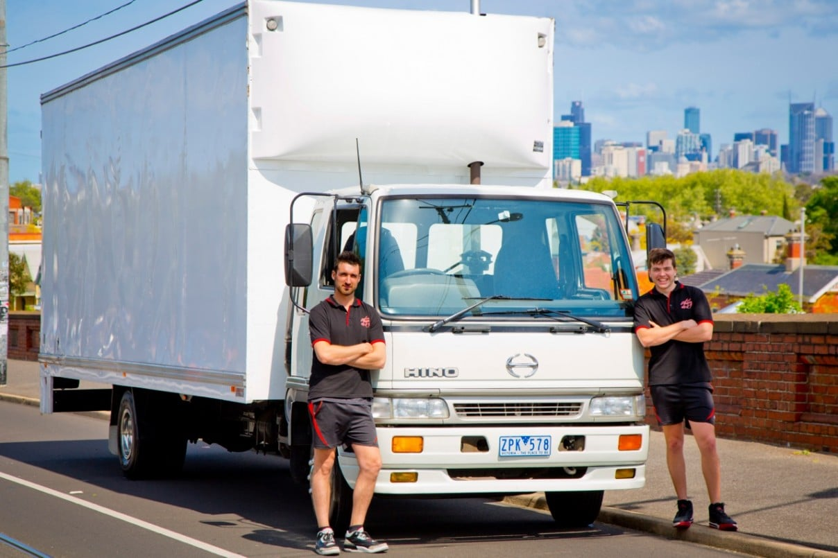 Melbourne Removalist with high star rating reviews